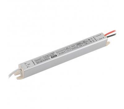 Блок питания ультратонкий 18W для светодиодной ленты General GDLI-SS-18-IP20-12
