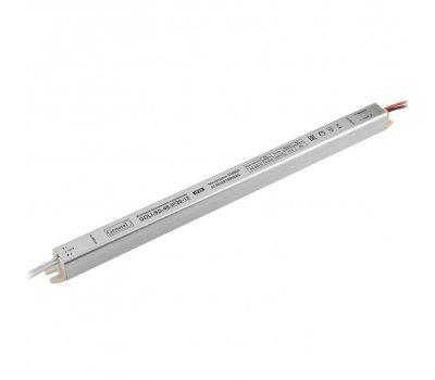 Блок питания ультратонкий 48W для светодиодной ленты General GDLI-SS-48-IP20-12