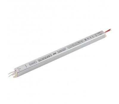 Блок питания ультратонкий 72W для светодиодной ленты General GDLI-SS-72-IP20-12