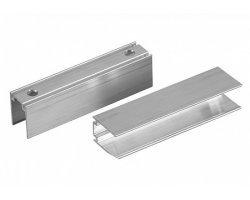 Скоба крепления алюминиевая для неона 8х16 Мм General G-2835-C-IP20-M-NL уп. по 10шт