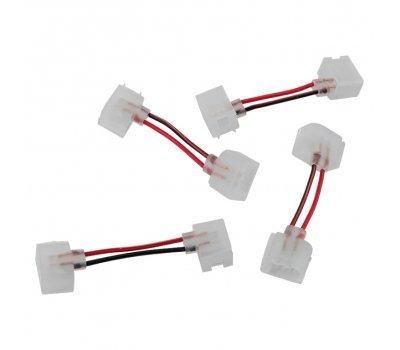 Коннектор гибкий для неона 6х12 Мм General GSC12-SCS-IP20-NL уп. по 10шт
