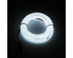 Гибкий Неон 12V 9,6 Вт/метр Холодный белый 6х12 Мм General GLS-2835-120-9.6-220-NL-IP67-6 блистер 5м