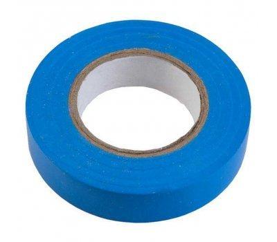 Изолента ПВХ 0.13х15мм, 10метров, синяя General GIT-13-15-10-B