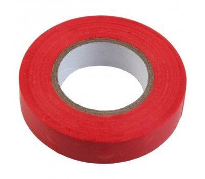 Изолента ПВХ 0.13х15мм, 20метров, красная General GIT-13-15-20-R