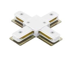 Коннектор для шинопровода Х- образный 1-фазный General G-1-TXT-IP20