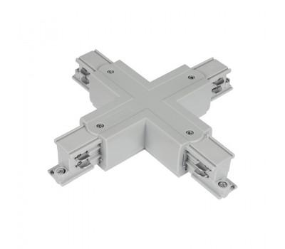 Коннектор для шинопровода Х- образный 3-фазный General G-3-TXT-IP20