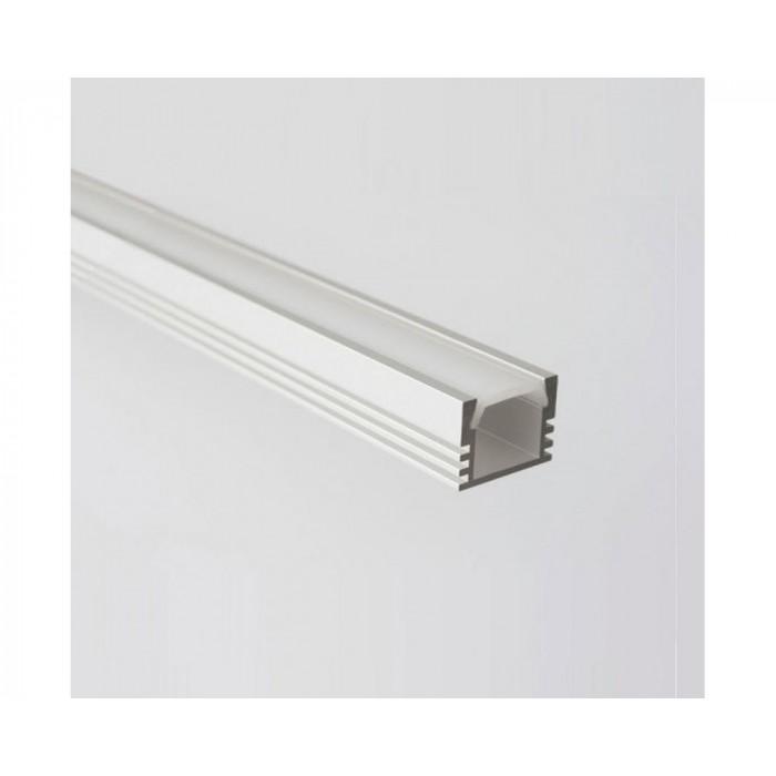 Профиль для светодиодной ленты General GAL-GLS-2000-12-16 (Комплект)
