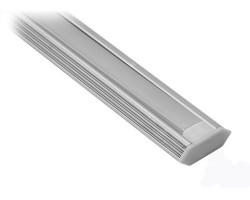 Профиль угловой для светодиодной ленты General GAL-GLS-2000-19-19 (Комплект)