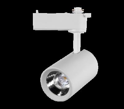 Светильник светодиодный трековый 15 Вт Нейтральный свет 1-фазный General GTR-15-1-IP20