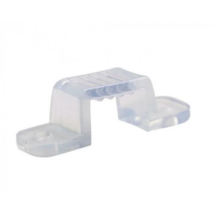 Скоба крепления для светодиодной ленты 220V General G-5050-C-IP20 уп. по 10шт