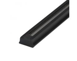 Шинопровод Однофазный 1м General G-1-1-TR-IP20-B черный