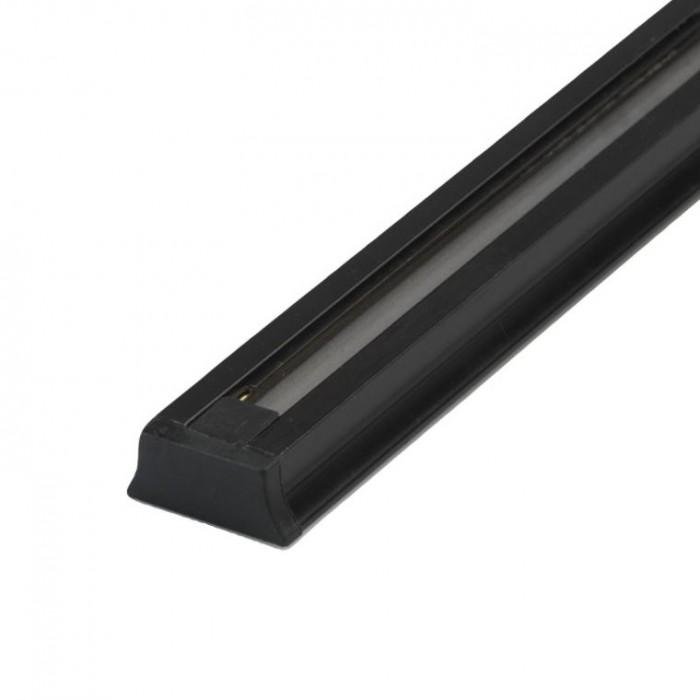 Шинопровод Однофазный 2м General G-1-2-TR-IP20-B черный