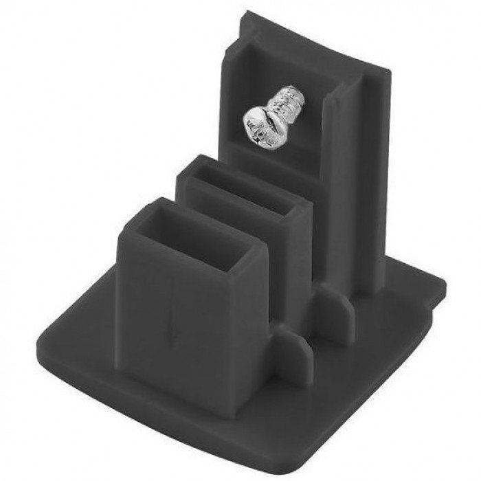 Заглушка торцевая General G-1-E-IP20-B для шинопровода одноф. черная