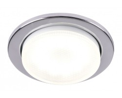 Встраиваемый светильник под лампу Gx53 86 Мм General GCL-2GX53-H18-C хром 2/2