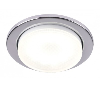 Встраиваемый светильник под лампу Gx53 90 Мм General GCL-GX53-H38-C хром
