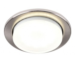 Встраиваемый светильник под лампу Gx53 86 Мм Мм General GCL-2GX53-H18-SN сатин-никель 2/2