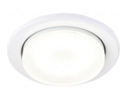 Встраиваемый светильник под лампу Gx53 86 Мм Мм General GCL-10GX53-H18-W белый 10/10