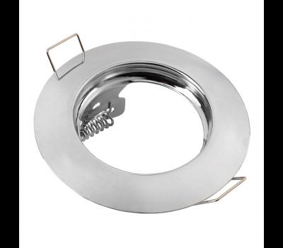 Встраиваемый светильник под лампу Mr 16 выпуклый General GCL-MR16-B-C хром 2/2