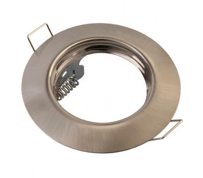 Встраиваемый светильник под лампу Mr 16 выпуклый General GCL-MR16-B-SN сатин-никель 2/2