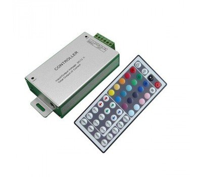 Контроллер для RGB ленты 12v General 216W GDC-RGB-216-R-IP20-12