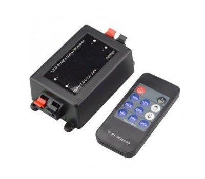 Диммер для светодиодной ленты General GDD-96-R-IP20-12 8A