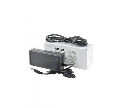 Блок питания с вилкой для светодиодной ленты 12V General 48W GDLI-48-A-IP20-12