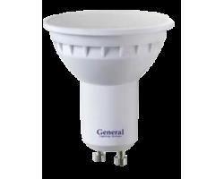 Светодиодная лампа 11 Вт Нейтральный свет General GJCDRC 11 GU10 4200 25/25