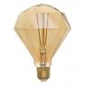 Светодиодная лампа Filament золотая BS 10 Вт Теплый свет General GLDEN-BS-10-230-E27-2700