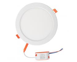 Встраиваемый сведодиодный светильник 14 Вт Нейтральный свет General GLP-RW14-168-14-4