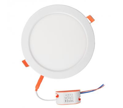 Встраиваемый сведодиодный светильник 8 Вт Нейтральный свет General GLP-RW13-120-8-4