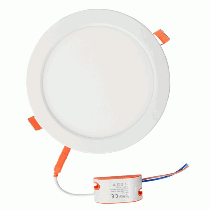 Встраиваемый сведодиодный светильник 18 Вт Нейтральный свет General GLP-RW13-225-18-4