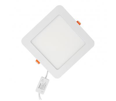 Встраиваемый сведодиодный светильник 14 Вт Холодный свет General GLP-SW13-170-14-6