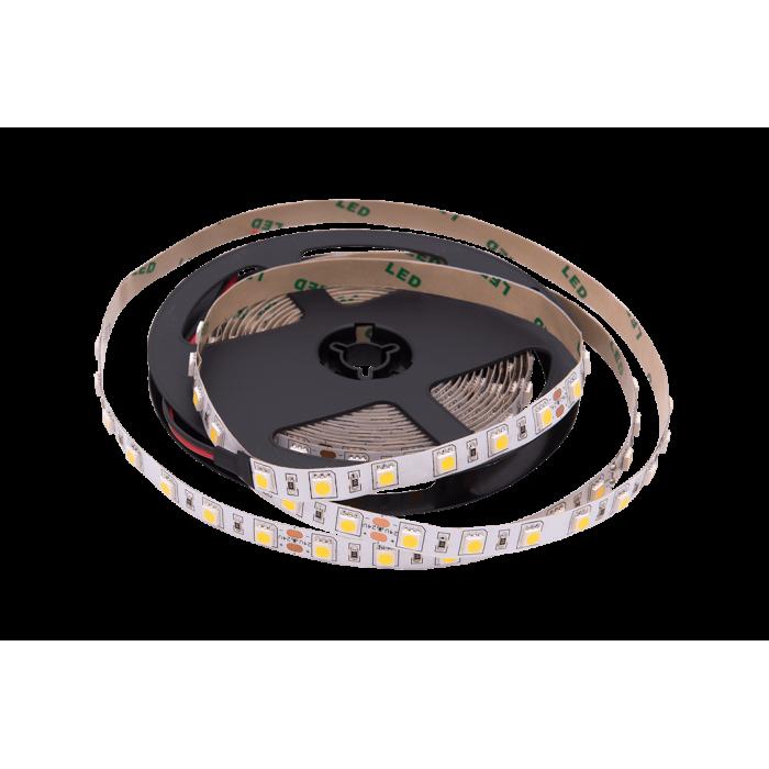 Светодиодная лента LUX 14,4 Вт Теплый белый General GLS-5050-60-14.4-12-IP20-PRO-3