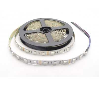 Светодиодная лента 14,4 Вт RGB General GLS-5050-60-14.4-12-IP20-RGB