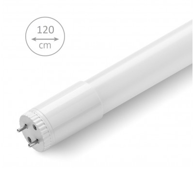 Светодиодная линейная лампа Т8 18 Вт Холодный свет General GLT8F-1200-18-6500-M