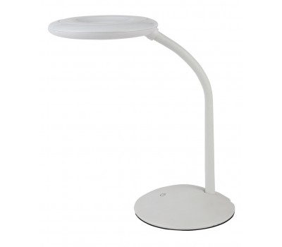 Настольный светодиодный светильник General GLTL-025-7 белый
