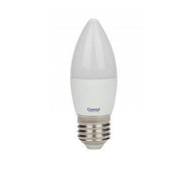 Светодиодная лампа GO-CF 5 Вт Теплый свет General GO-CF-5-230-E27-2700 20/20