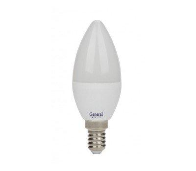 Светодиодная лампа GO-CF 8 Вт Нейтральный свет General GO-CF-8-230-E14-4500 10/10