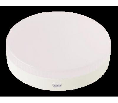Светодиодная лампа GO-Gx53 7 Вт Теплый свет General GO-GX53-7-230-GX53-2700