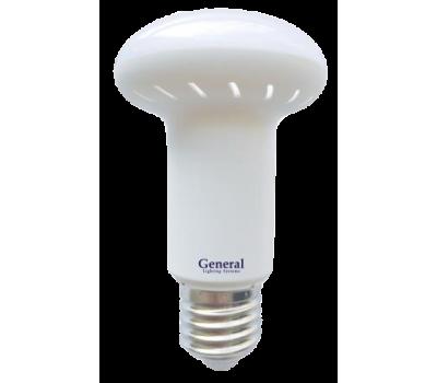 Светодиодная лампа GO-R63 8 Вт Теплый свет General GO-R63-8-230-E27-2700