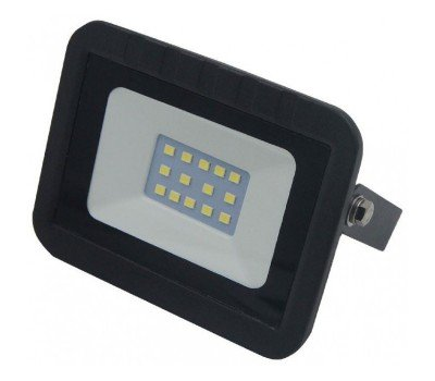 Светодиодный прожектор 10 Вт Холодный свет General GTAB-10-IP65-6500