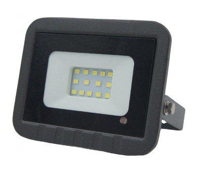 Светодиодный прожектор c датчиком движения 10 Вт Холодный свет General GTAB-10-IP65-6500-S