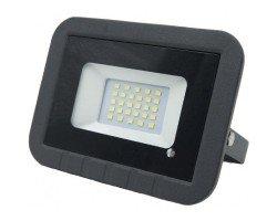 Светодиодный прожектор c датчиком движения 20 Вт Холодный свет General GTAB-20-IP65-6500-S