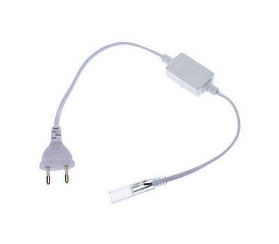Шнур питания с вилкой для светодиодной ленты 220V General G-5050-P-IP20 (для ленты 5050 и 5730)