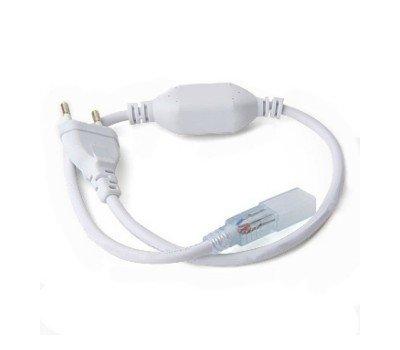 Шнур питания с вилкой для светодиодной ленты 220V General G-5050-P-IP67 (для ленты 5050 и 5730)
