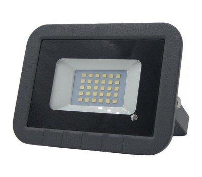 Светодиодный прожектор c датчиком движения 30 Вт Холодный свет General GTAB-30-IP65-6500-S