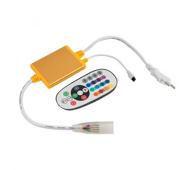 RGB Контроллер для неона (дистанционный) General RGB Контроллер GDC-RGB-1200-NL-IP67-220