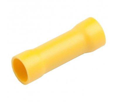 Гильза соединительная GGSI-5,5-26 ГСИ 5,5-6-4 изолированная желтая