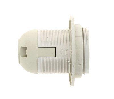 Патрон электрический GLH-E27-HRP-H-W-R подвесной с кольцом