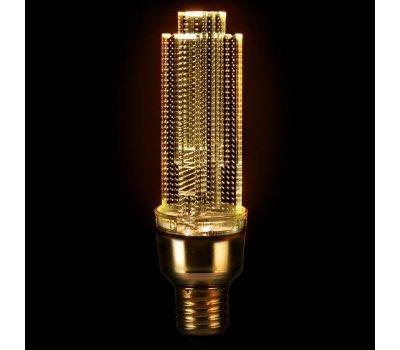 Лампа GLDEN-CRYSTAL-5-230-E27-6500 Золотая